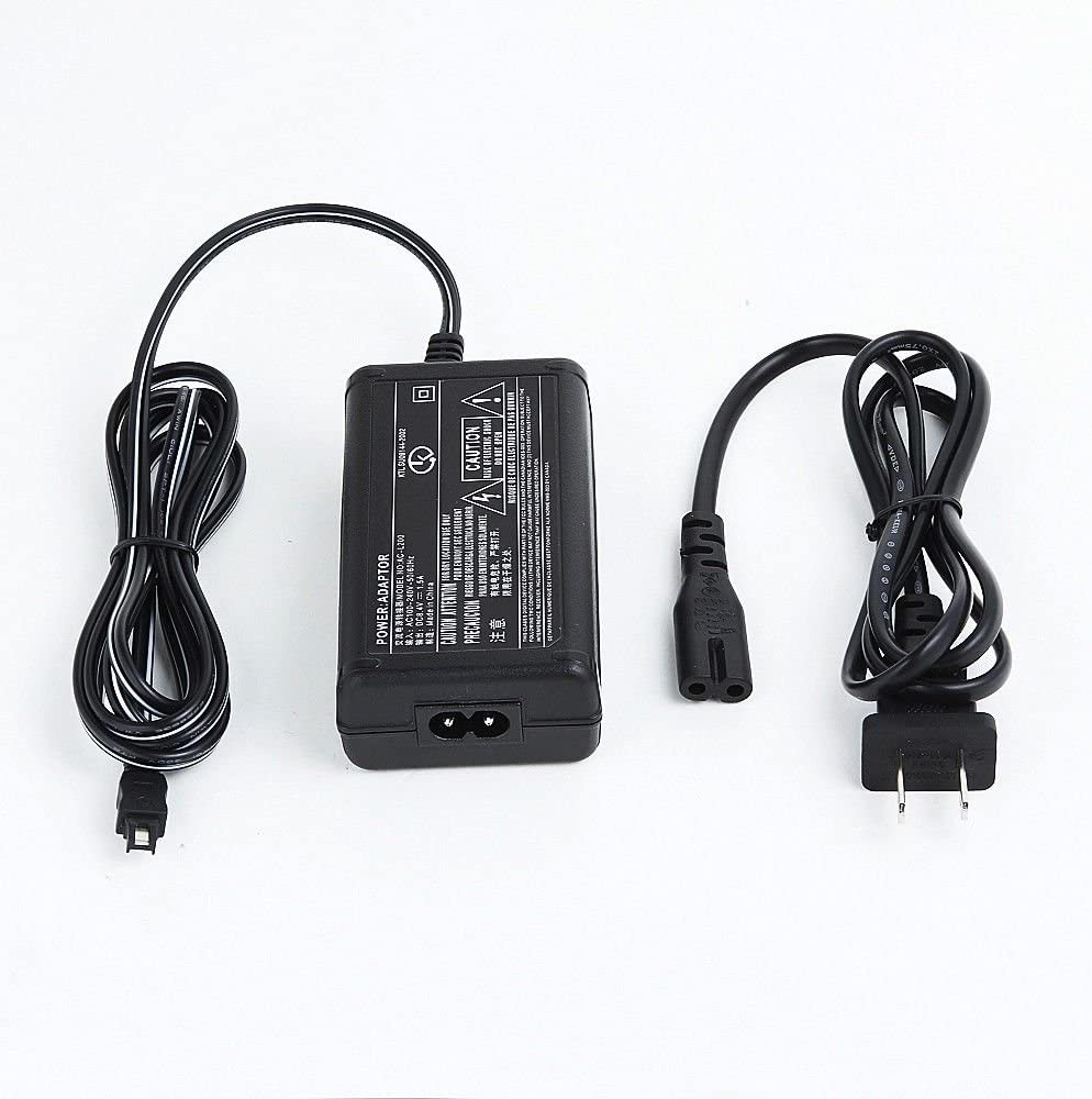 MaxLLTo AC Wall Battery Power Charger Adapter for Sony Camcorder DCR-HC17 E DCR-HC27 E