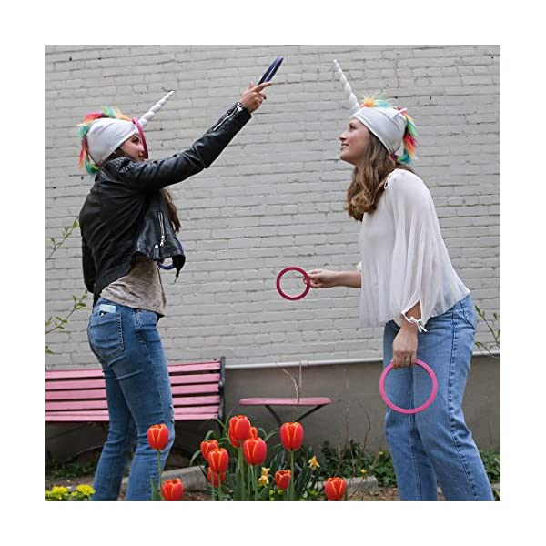 Magic Unicorn Ring Toss Game 4