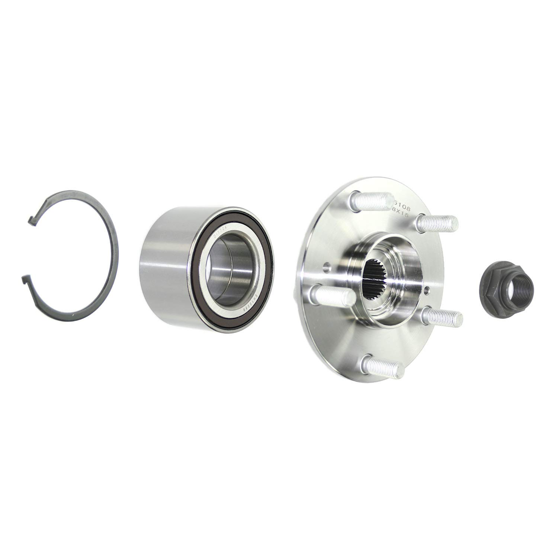 DuraGo 29596095 Wheel Hub Kit (Front) Dura International
