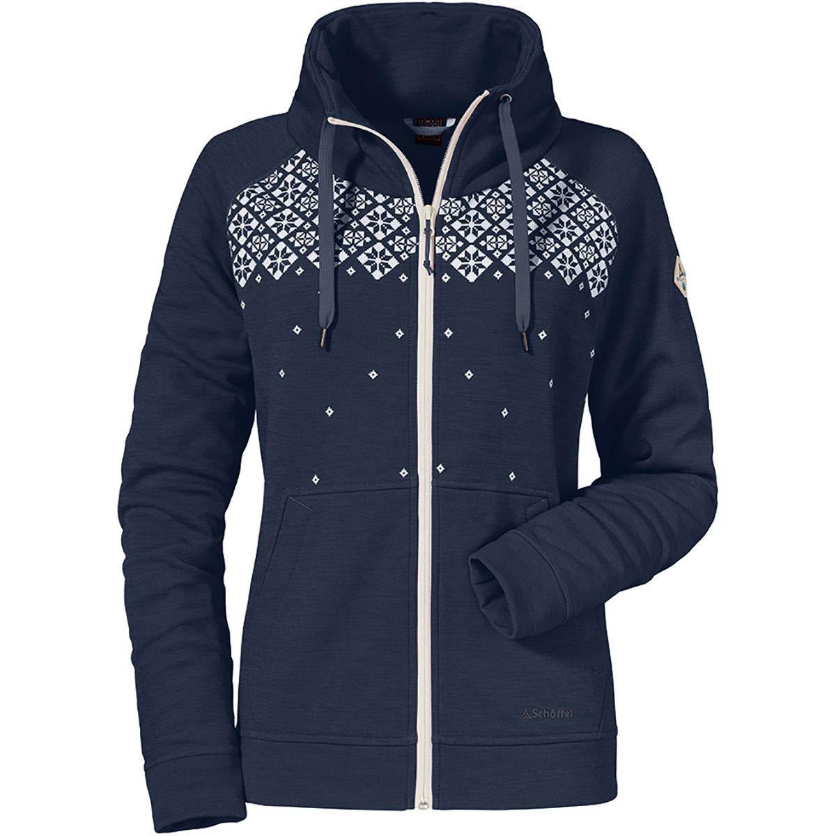 Schöffel Damen Fleece Jacket Ischgl1 Fleecejacke