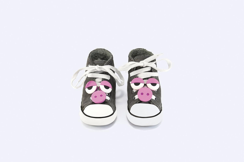 Doiy Accesorios para Zapatos Wild Shoes Cerdo