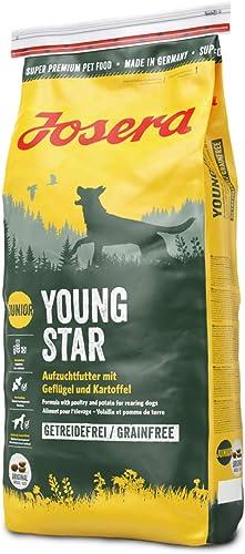 Josera-YoungStar-Getreidefreies-Welpenfutter