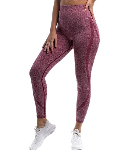 Pau1Hami1ton Talle Alto Camuflaje Sin Costura Leggins para Mujer Gimnasio Capri Mallas Pantalones de Yoga Niñas Fitness Leggings Deportivos GP-14
