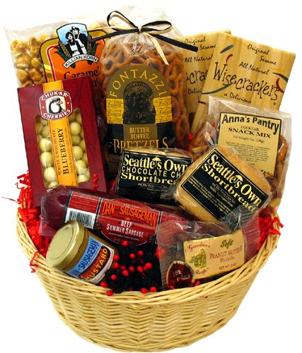Northwest Snack Gift Basket