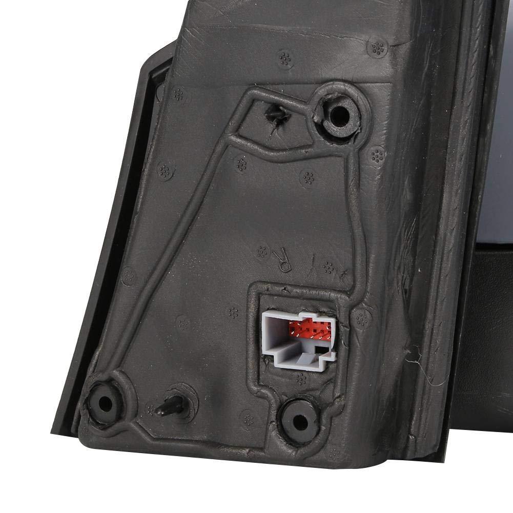 Fahrzeugspiegel Blinker rechts passend f/ür Mk2 2008-2011 Mk3 Mk4 2011-2017 Seitenspiegel