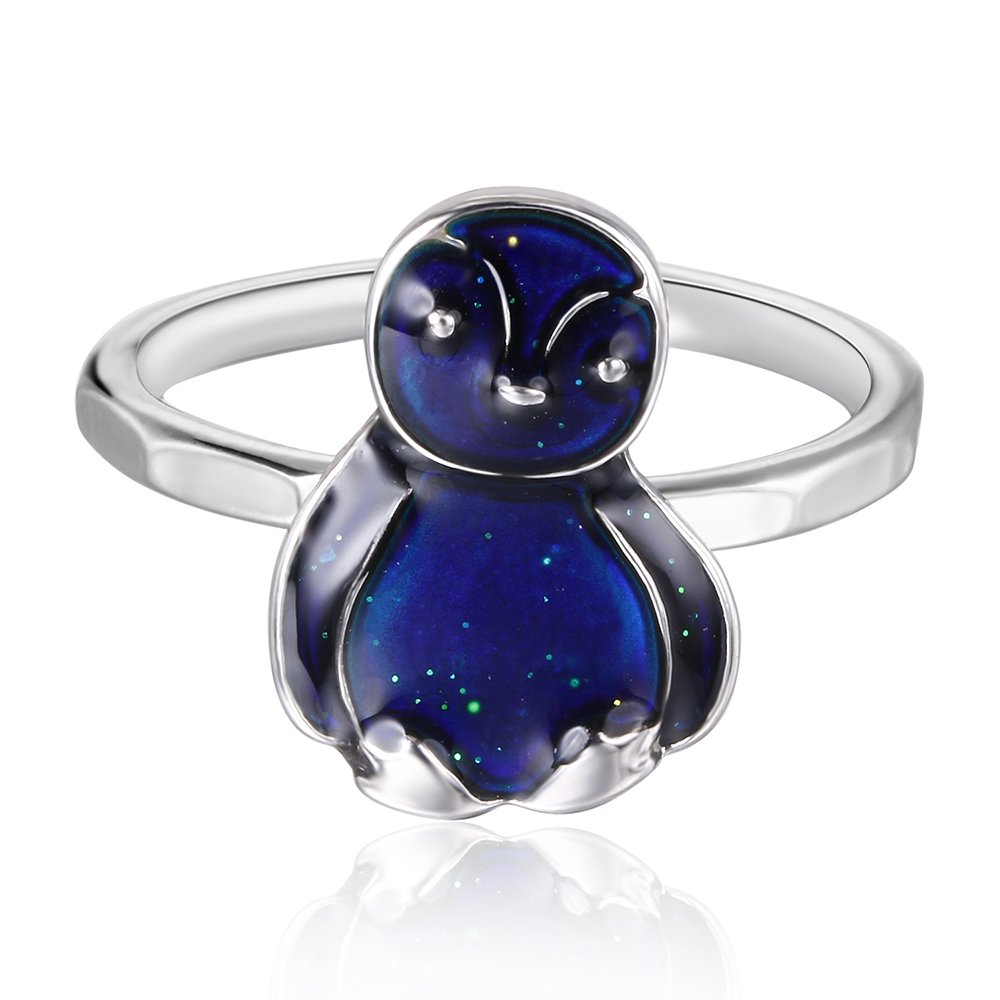 Luomart Color Changing Mood Ring Penguin Shaped 1000 Images About Electricity On Pinterest Science Imitation White Gold Plated Thermochromic Liquid 65 Jewelry