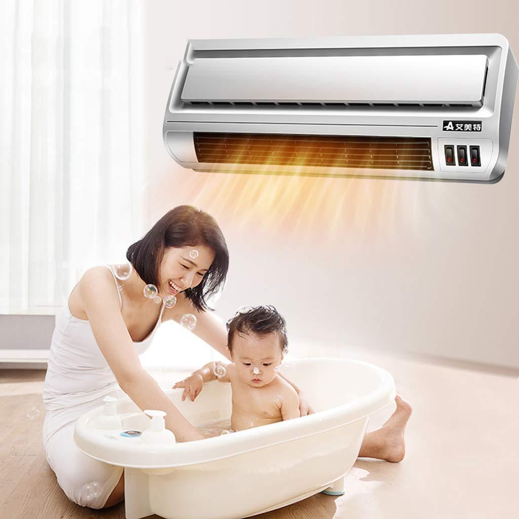 Acquisto HEATER ZLMI Riscaldamento, Tipo di Controllo radiatore Intelligente, Parete risCaldatore Elettrico, Risparmio energetico e Impermeabile, la Potenza è 2000W, Dimensioni: 57 × 12 × 22Cm Prezzi offerte
