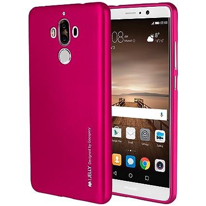Amazon.com: Funda Huawei Mate 9 con protector de pantalla ...