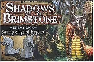 Shadows of Brimstone: Swamp Slugs of Jargono