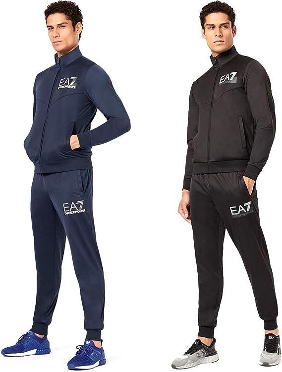 EMPORIO ARMANI EA7 6GPV58-PJ08Z-1202 Pantalones de Deporte ...