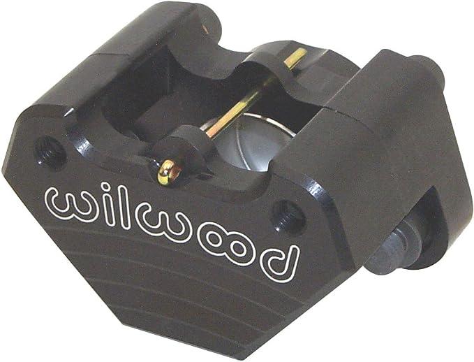 Wilwood 120-9693-SI 1.75 Piston//.810 Rotor Billet Brake Caliper
