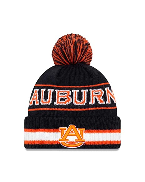 2c929a7cf18a6d Auburn Tigers College Vintage Select Knit Pom Beanie - Navy, One Size