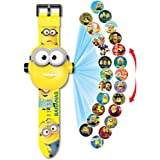 Kids Projection Watch, LED Toys Gifts Wristwatch for Boys Girls, Digital Watches for Girls