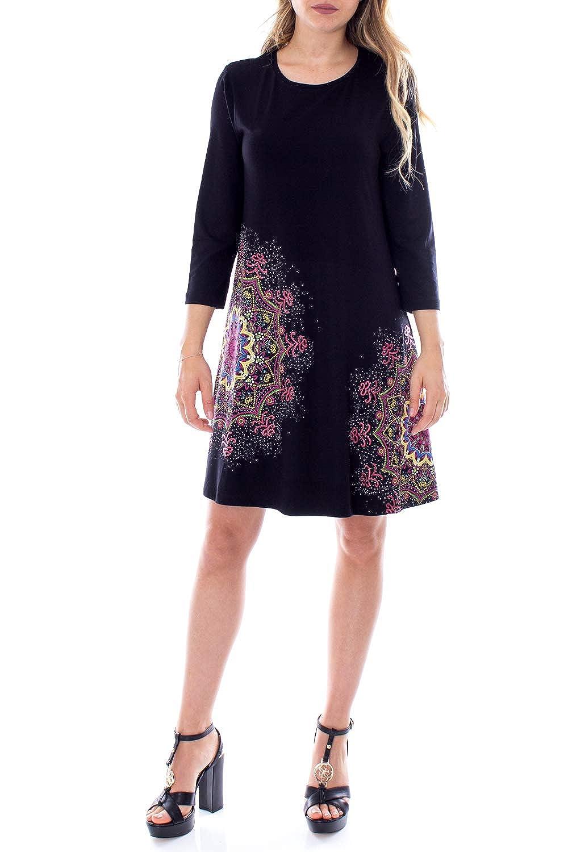 Desigual Dress Mara Vestito Donna
