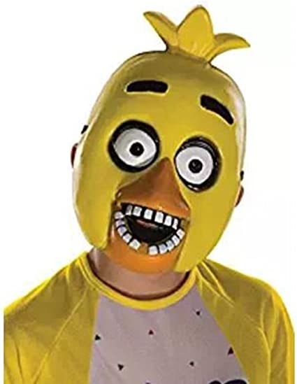 Amazon.com: Kids Five Nights at Freddys Chica 1/2 Mask ...