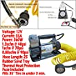 Tuff Stuff 150Psi Portable Air Compressor- Up to 33\