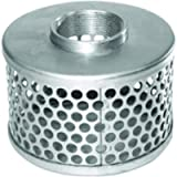 AMT Pump C229-90 Suction Strainer, Steel, 1-1/2' with 3/8' Openings
