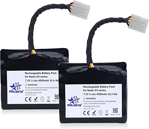 melasta 4500 mAh de Iones de Litio batería de Larga duración para ...