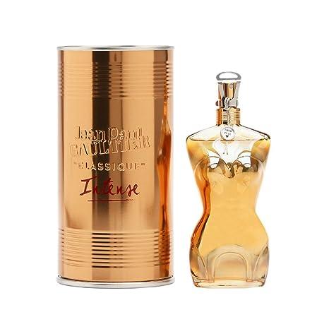 727ad9857 Jean Paul Gaultier Classique Intense Spray for Women, 3.3 Ounce:  Amazon.com.mx: Salud, Belleza y Cuidado Personal