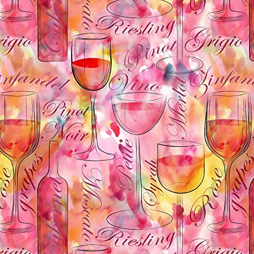 wine fleece fabric - 9