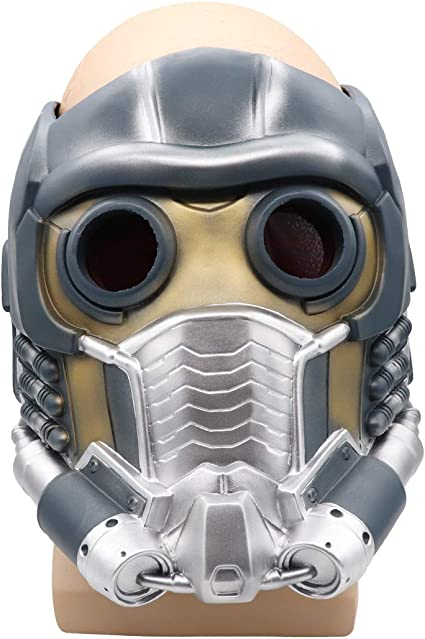 Star Lord Helmet PVC Cosplay Guardians of the Galaxy Vol 2 Mask Handmade Prop