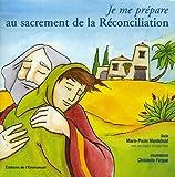 Je me prépare au sacrement de la réconciliation