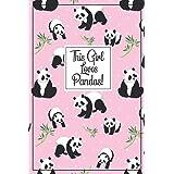 Panda gift - Panda Journal: Panda Notebook, panda gifts for women, panda kids gift, panda gift for girls, panda book, panda b
