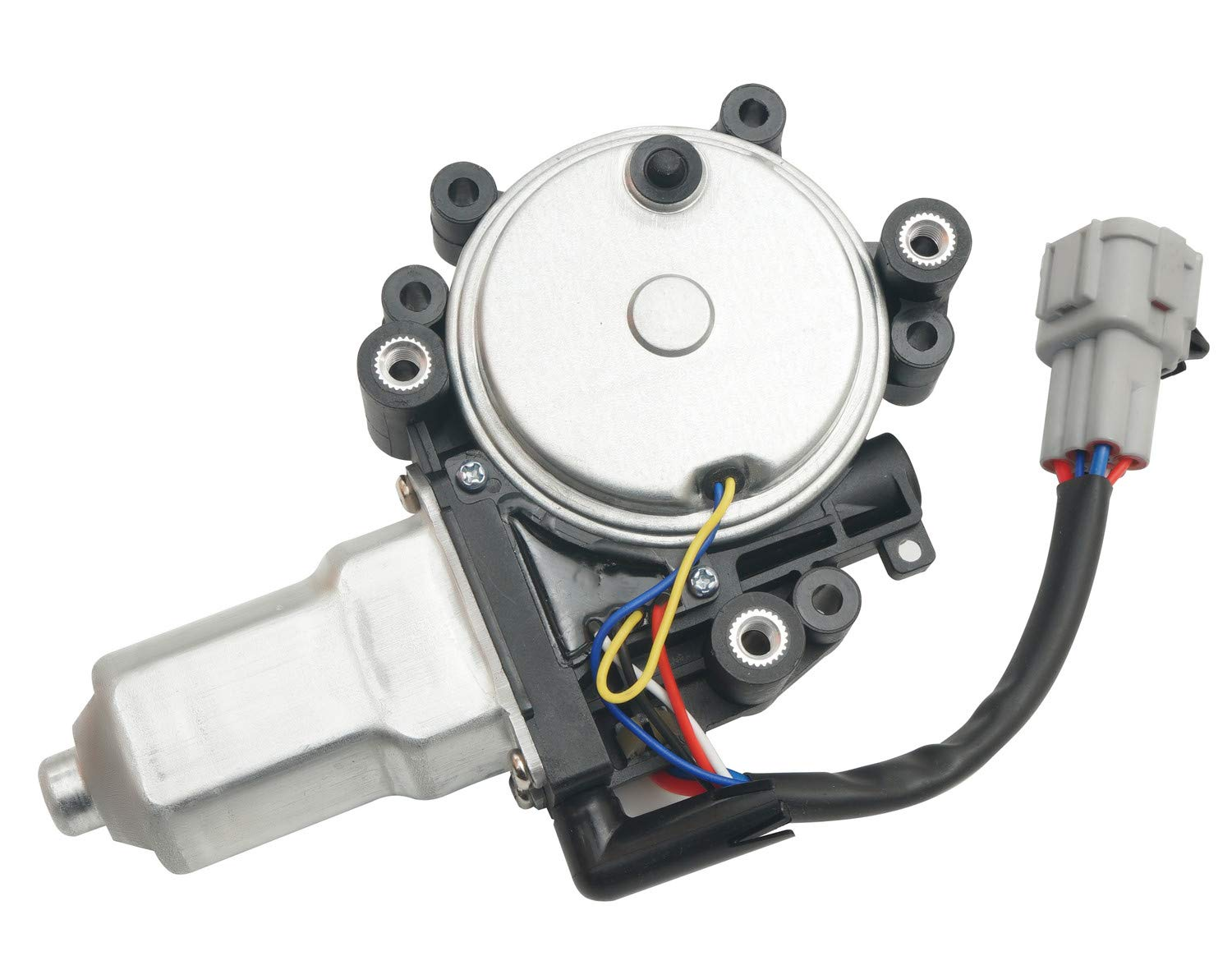 Power Window Lift Motor Front Left Driver Side 80731-9FJ0A for 2004-2014 Nissan Titan 2005-2014 Nissan Armada 2004 Nissan Pathfinder 2004-2011 Infiniti QX56 Replace # 80731-ZT01A