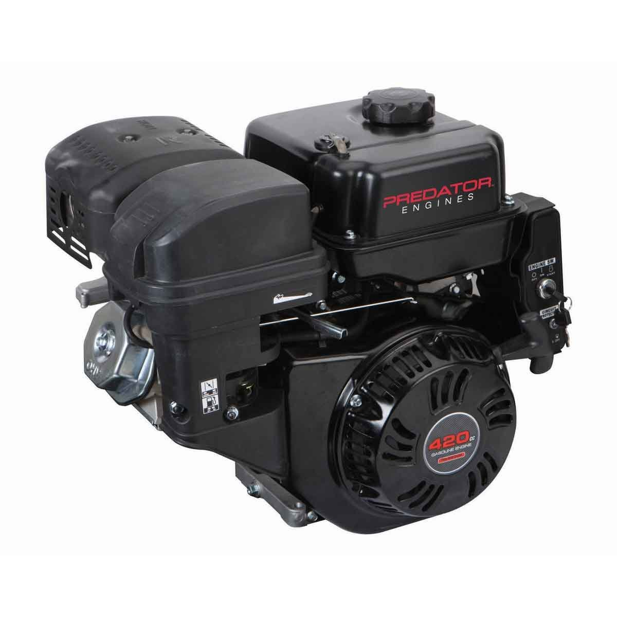 Amazon.com : Predator Engine 420cc (13 HP) Harbor Freight : Garden & Outdoor