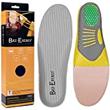 Orthotic Insoles Breathable Arch Support EVA Shock Absorbing Orthotic Inserts Arched Foam Insoles for Relieve Flat Feet,Foot Pain …