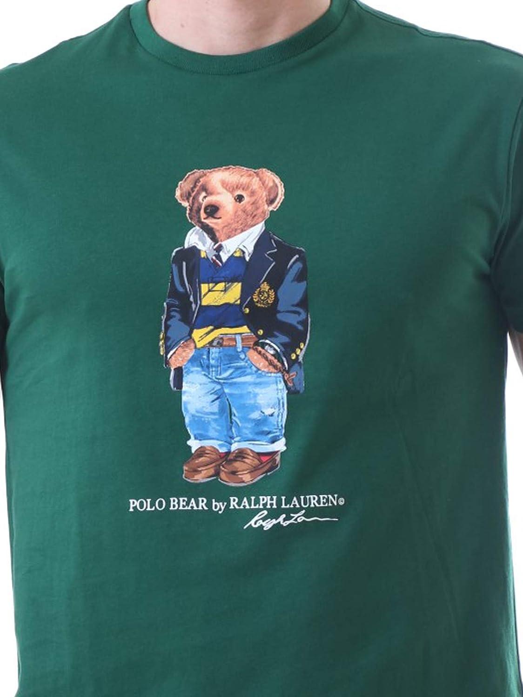 Ralph Lauren Mod. 710740346 Camiseta Cuello Redondo Teddy Bear ...