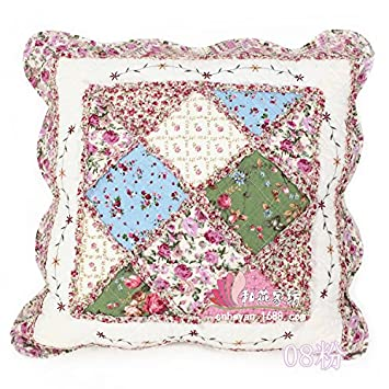 Amazon.com: mmnibed-cotton Home decorativo funda de almohada ...