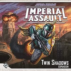 Imperial Assault: Twin Shadows Board Game Expansion: Fantasy Flight: Amazon.es: Juguetes y juegos