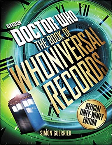 Doctor Who. The Book Of Whoniversal Records: Amazon.es ...