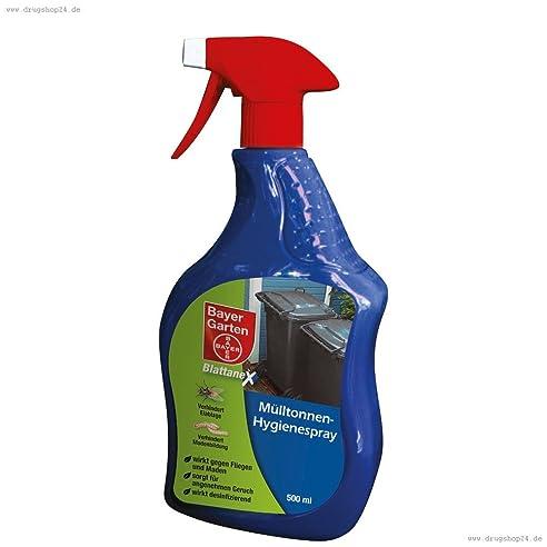 Bayer Mülltonnen-Hygiene Spray 500 ml: Amazon.de: Garten