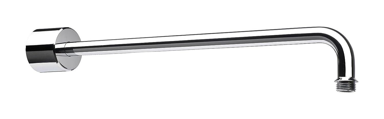 1-Piece Mira Showers 1.1799.005 Beat Wall-Fed Shower Arm Chrome
