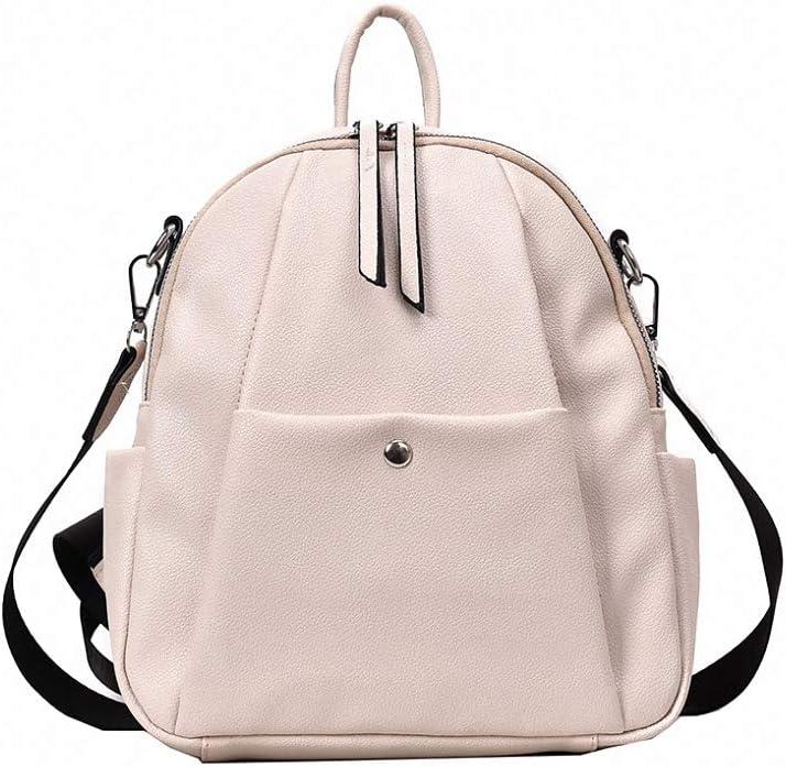 Womens Wild Fresh Shoulder Bag Designer Students Backpack mochilas Pink