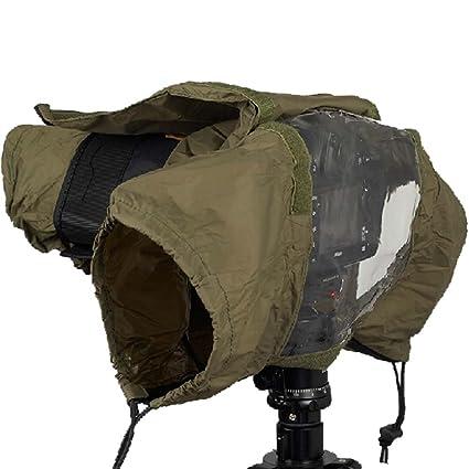 Cámara réflex lluvia/chubasquero/Impermeable/cubierta protectora ...
