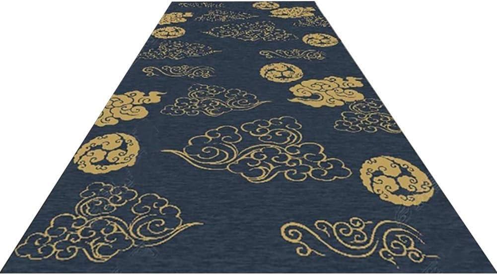 モダンなカーペットリビングルーム ロングカーペット、サーマルプリント、滑り止め/退色防止/耐久性、装飾用マット、ホテルクラブハウスのリビングルームの寝室の廊下通路前庭内部屋外 でカスタマイズ可能 リビング用ソファ絨毯 (Size : 1.2*5m/47.24*196.85in)