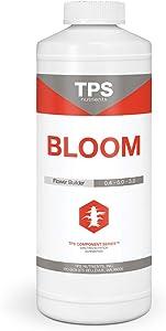 Bloom Bud Builder & Flower Hardener Plant Nutrient Supplement, Triggers Fast Flowering by TPS Nutrients, 1 Quart (32 oz)