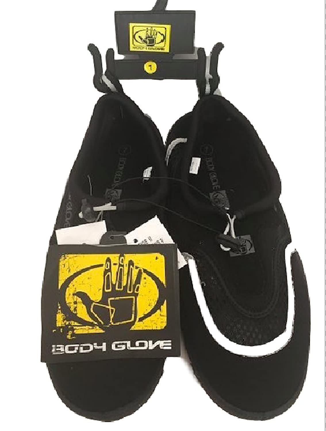 Body Glove Mens's Every Day Water Shoe Sports Our Doors Black/grey Size 7