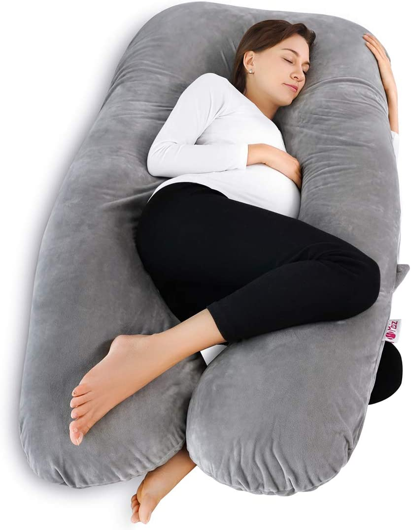 Meiz U Shaped Pregnancy Body Pillow