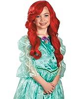 Disney Princess The Little Mermaid Ariel Child Wig