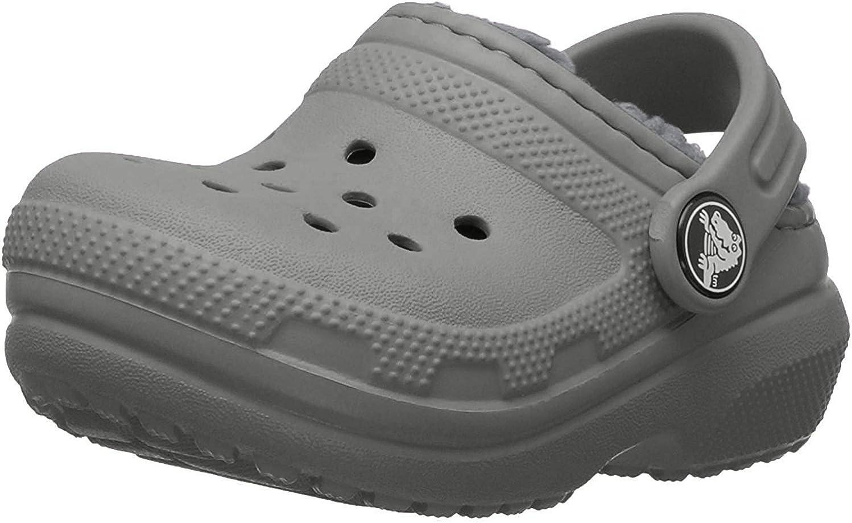 Crocs Kids' Classic Lined Clog
