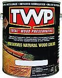 AMTECO INC TWP-116-1 Gallon Rustic Oak Extension Stain, 1 Gallon, 4 g