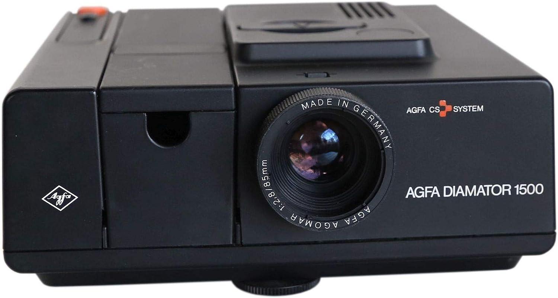 Agfa Diamator 1500 Autofocus Proyector de Diapositivas: Amazon.es ...
