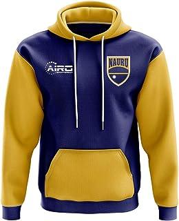 Airo Sportswear Nauru Concept Country Football Hoody (Blue)