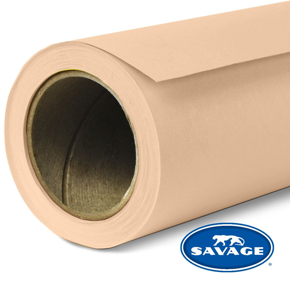Savage Seamless Background Paper - #25 Beige (86 in x 36 ft)