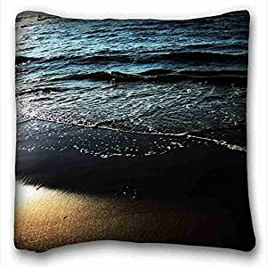 Generic Personalized Nature Custom Zippered Pillow Case 16x16 inches(one sides) from Surprise you suitable for X-Long Twin-bed