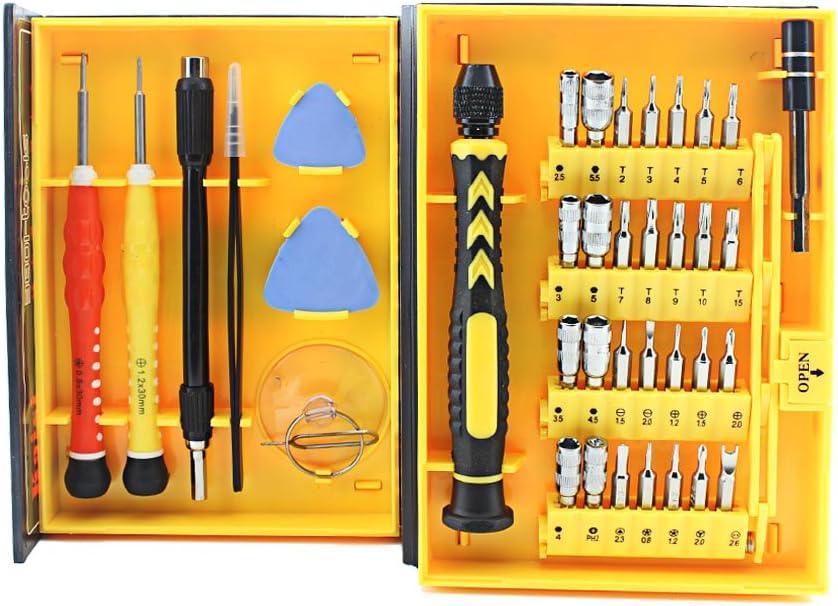 destornillador set reparación de herramientas Kit para el iPad, iPhone, Tablets, ordenadores portátiles, PC, Smartphones